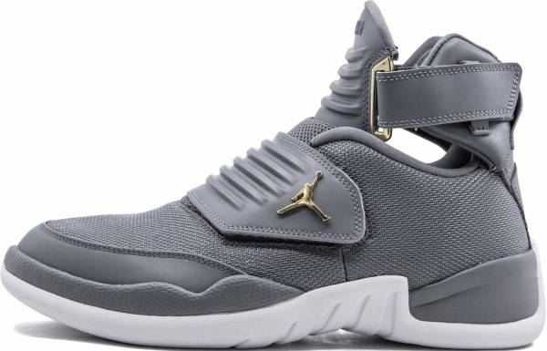 Jordan Generation - Cool Grey/Cool Grey-white-metallic Gold