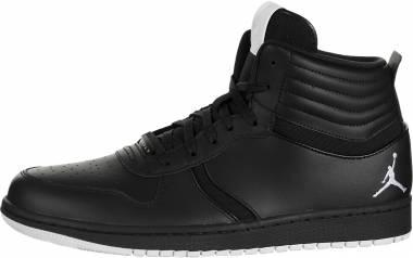 Jordan Heritage - Nero Balck White Black