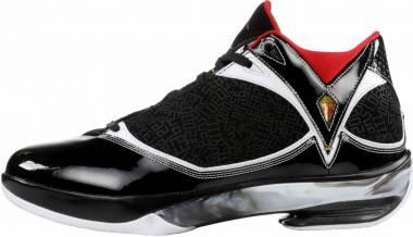 Air Jordan 2009 - Black, Vrsty Red-wht-mtllc Gld