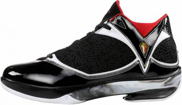 Air Jordan 2009 Black, Vrsty Red-wht-mtllc Gld