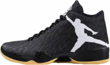 Air Jordan 29 - black, white, anthracite, gm yllw (805254004)