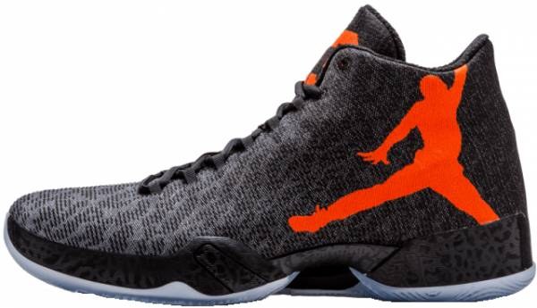 size 40 246b7 2dcc6 ... air jordan 29 black team orange dark grey