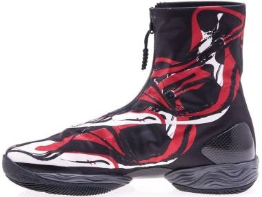 Air Jordan XX8 - Black, White-black