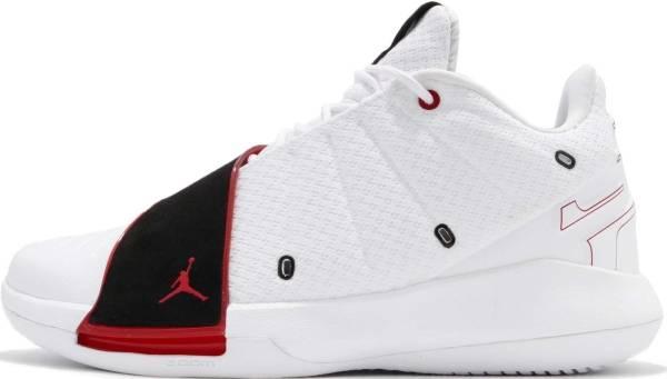Jordan CP3 11 - White/University Red-black (AA1272101)