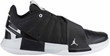 Jordan CP3 11 - Black/White-pure Platinum