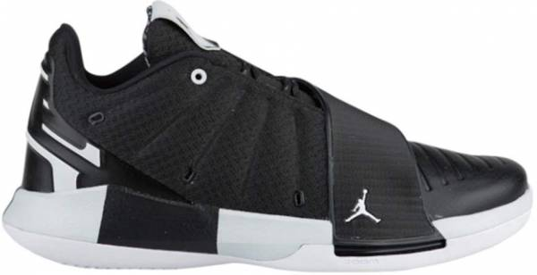 Jordan CP3 11 - Black/White-pure Platinum