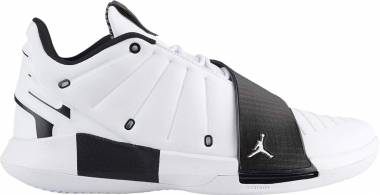 Jordan CP3 11 - White/White/Black