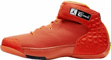 Jordan Melo 1.5 - Team Orange/White-team Orange