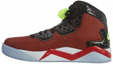 quality design ea048 59eab Air Jordan Spike 40 Red Men