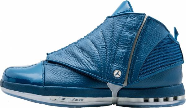 Air Jordan 16 Retro - Blue (854255416)