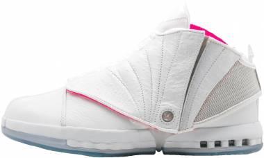 Air Jordan 16 Retro Pink Men
