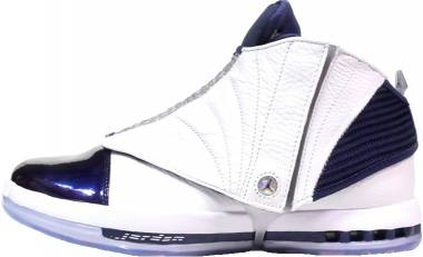 Air Jordan 16 Retro - White