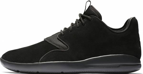 Jordan Eclipse Leather - Anthracite/Anthracite (724368010)