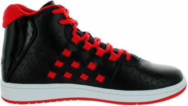 Jordan Illusion - Black Black Unvrsty Red White (705141001)