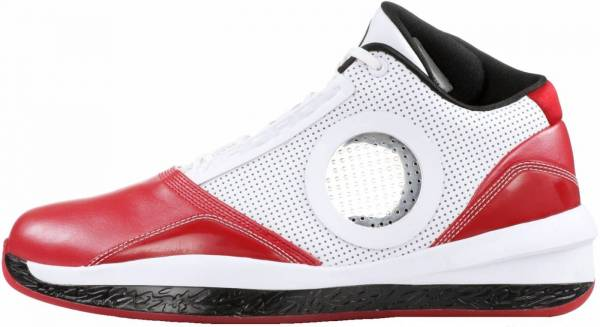 Air Jordan 2010 - White/Red (387358101)