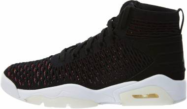 Jordan Flyknit Elevation 23 - BLACK/BLACK/UNIVERSITY RED (AJ8207023)