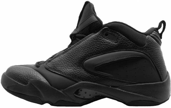 quality design ec2cf 891d6 Jordan Jumpman Quick 6 Black