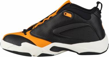 Jordan Jumpman Quick 6 - Black/Black/Orange Peel/Sail