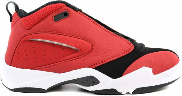 Jordan Jumpman Quick 6 - Gym Red/Black-white (AH8109600)
