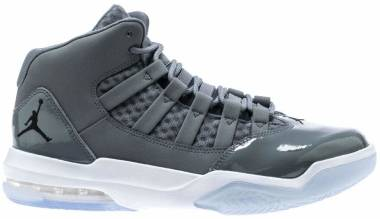 Jordan Max Aura - Gris Cool Grey Black White Clear 010