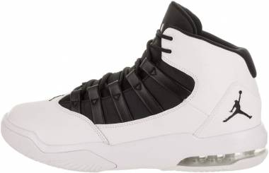huge discount 1258f 51d7e Jordan Max Aura White Black Black Men