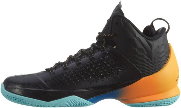 Jordan Melo M11 - Black/Gold