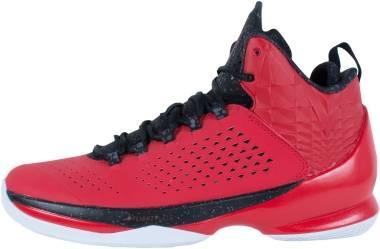 Jordan Melo M11 - University Red/Black/Black/Wht