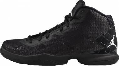 Jordan Super.Fly 4 - Black White Drk Grey Infrrd 23