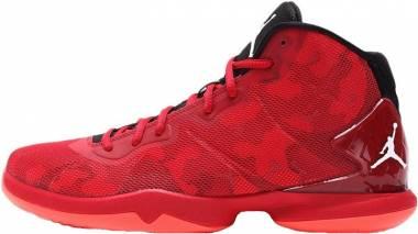 Jordan Super.Fly 4 - Gym Red/White-black-infrd-23