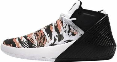 Jordan Why Not Zer0.1 Low - Multicolore Phantom Black Coral Stardust 003