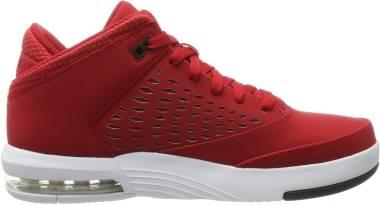 Jordan Flight Origin 4 - Rosso Gym Redblackpure Platinum