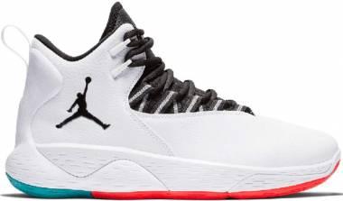 Jordan Super.Fly MVP - Multicolore White Black Turbo Green Infrared 23 103 (AR0037103)