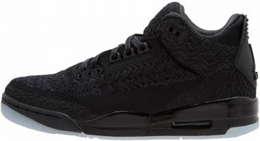 Air Jordan 3 Flyknit - Black (AQ1005001)