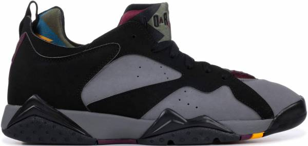 Air Jordan 7 Low - Black, Bordeaux-lt Graphite (NI5205100)