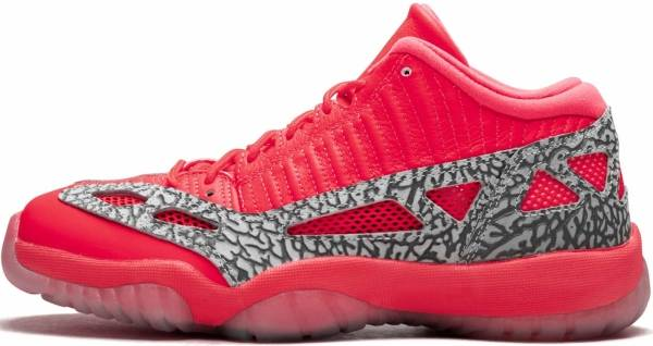 new product 005c8 bb00d Air Jordan 11 IE Low Pink