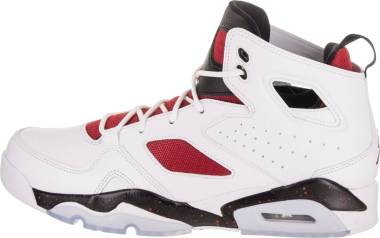 Jordan Flight Club 91 - White Gym Red Black Night