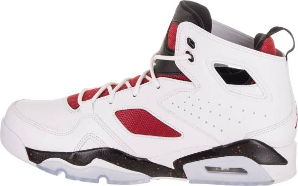 san francisco 66690 ef06a Jordan Flight Club 91 White Gym Red Black