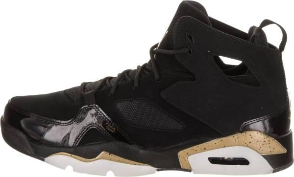 Jordan Flight Club 91 - Black/Metallic Gold-White (555475031)