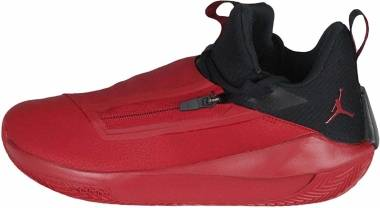 Jordan Jumpman Hustle - Gym Red