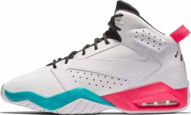 Jordan Lift Off - White/Hyper Pink/Turbo Green