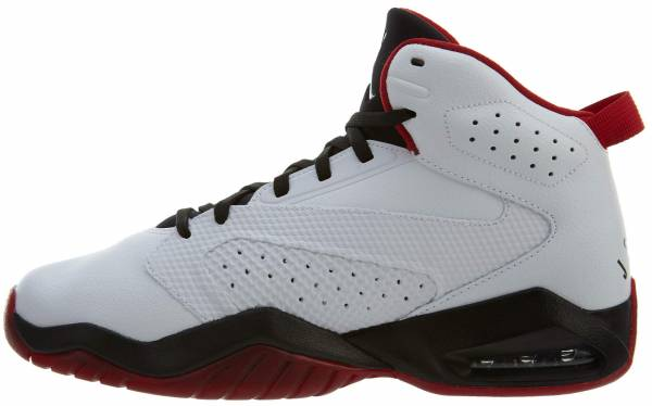 Jordan Lift Off White/White-Black-Gym Red
