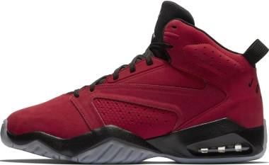 Jordan Lift Off - Gym Red/ White-black-grey