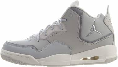 Jordan Courtside 23 - Grey Fog/Reflect Silver