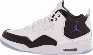 Jordan Courtside 23 - White/Dark Concord-black (AR1000104)