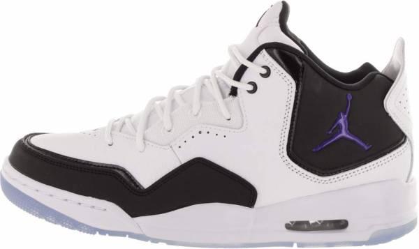 Jordan Courtside 23 - White/Dark Concord-Black