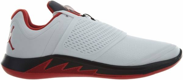 Jordan Grind 2 White/Fire Red/Black