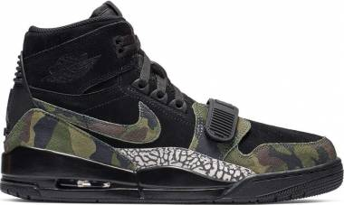 buy online 32794 ae508 Air Jordan Legacy 312 Black Men