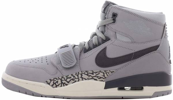Air Jordan Legacy 312 Wolf Grey/Lt Graphite-sail