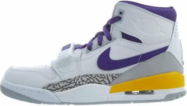 Air Jordan Legacy 312 - Multicoloured White Field Purple Yellow 157 (AV3922157)