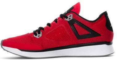 Jordan 89 Racer - Fire Red/Black-white-particle Grey